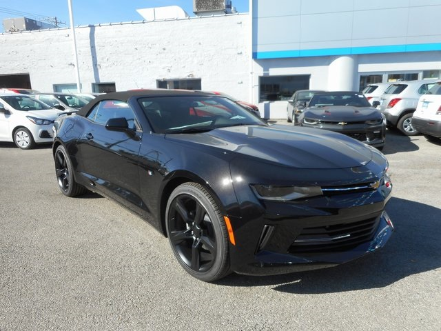 New 2017 Chevrolet Camaro 1lt