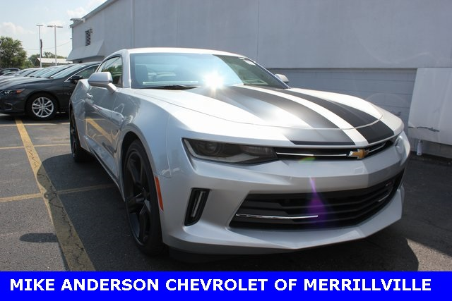 new 2018 chevrolet camaro 2lt 2d coupe in chicago 00003173 mike