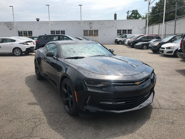 New 2018 Chevrolet Camaro 2LT 2D Coupe in Chicago ...