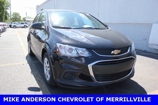 new 2017 chevrolet sonic ls 4d sedan in chicago 00002783 mike anderson chevrolet. Black Bedroom Furniture Sets. Home Design Ideas
