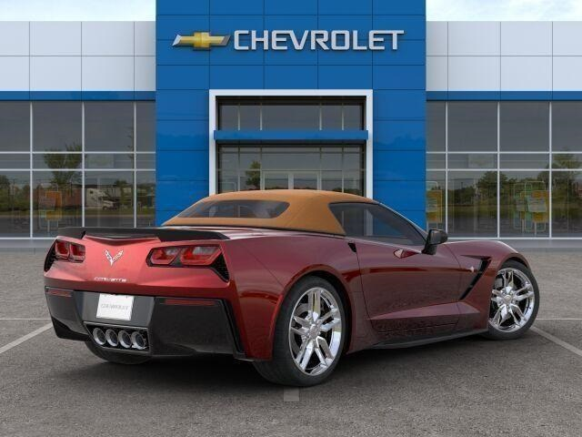New 2019 Chevrolet Corvette Stingray Z51 With Navigation