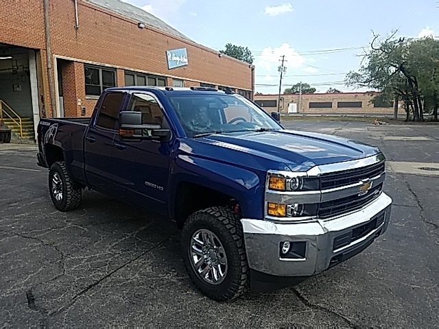 new 2018 chevrolet silverado 2500hd lt double cab in chicago 000j1143 mike anderson chevrolet. Black Bedroom Furniture Sets. Home Design Ideas