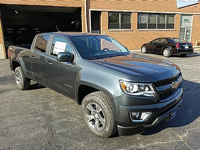 new 2018 chevrolet colorado z71 4d crew cab in chicago 000j1180 mike anderson chevrolet. Black Bedroom Furniture Sets. Home Design Ideas