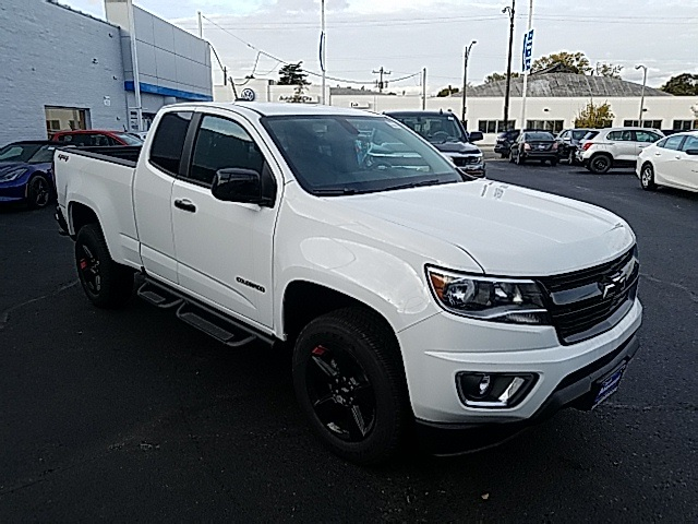 New 2018 Chevrolet Colorado Lt 4d Extended Cab In Chicago