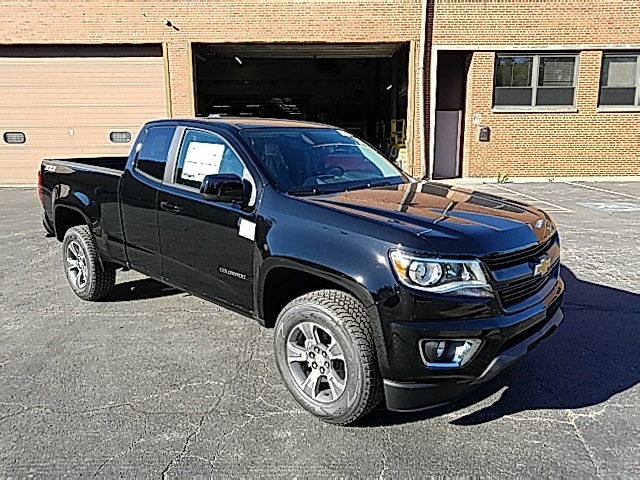 Mike Anderson Chevy >> New 2018 Chevrolet Colorado Z71 4D Extended Cab in Chicago ...