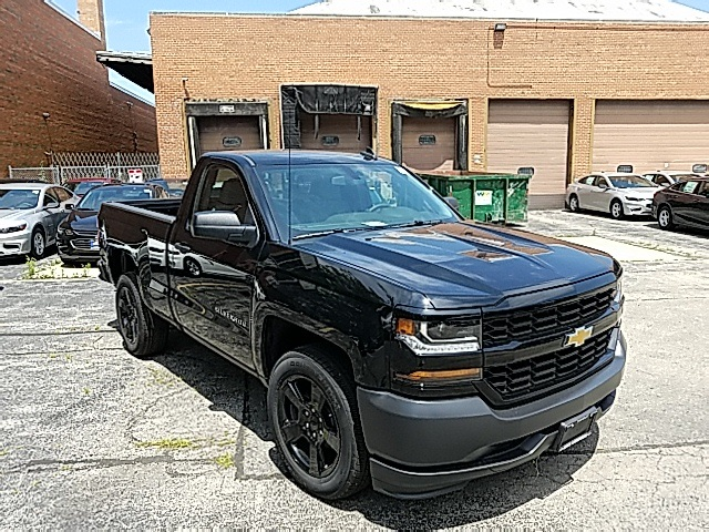 new 2017 chevrolet silverado 1500 wt 2d standard cab in. Black Bedroom Furniture Sets. Home Design Ideas