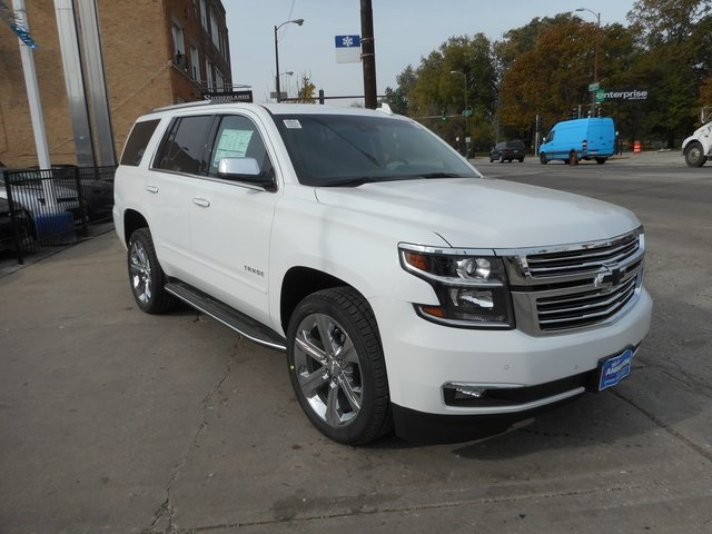 new 2017 chevrolet tahoe premier 4d sport utility in chicago 000h1427 mike anderson chevrolet. Black Bedroom Furniture Sets. Home Design Ideas