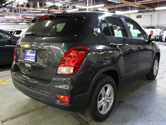 New 2019 Chevrolet Trax Ls 4d Sport Utility In Chicago 000k1452