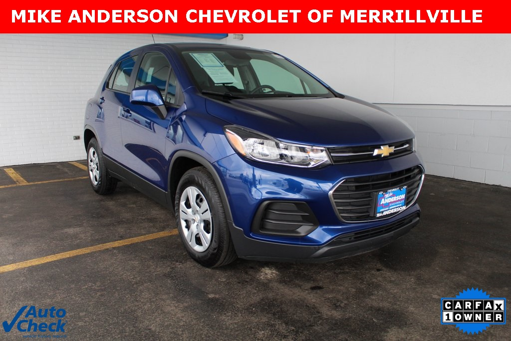 Pre Owned 2017 Chevrolet Trax Ls