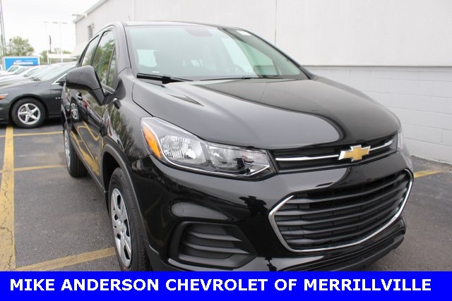 new 2017 chevrolet trax ls 4d sport utility in chicago 00002429 mike anderson chevrolet. Black Bedroom Furniture Sets. Home Design Ideas