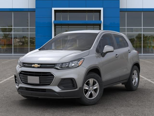 New 2020 Chevrolet Trax LS 4D Sport Utility in Chicago ...