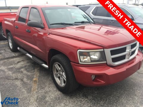 Pre-Owned 2010 Dodge Dakota Big Horn